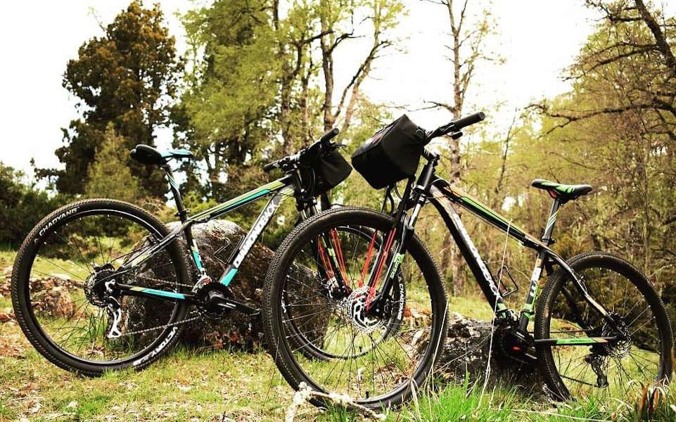 Alquiler de bicicletas de montaña mountain bike rodado 29 bosque san martin de los andes