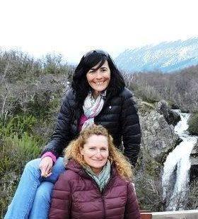 Sandra y María