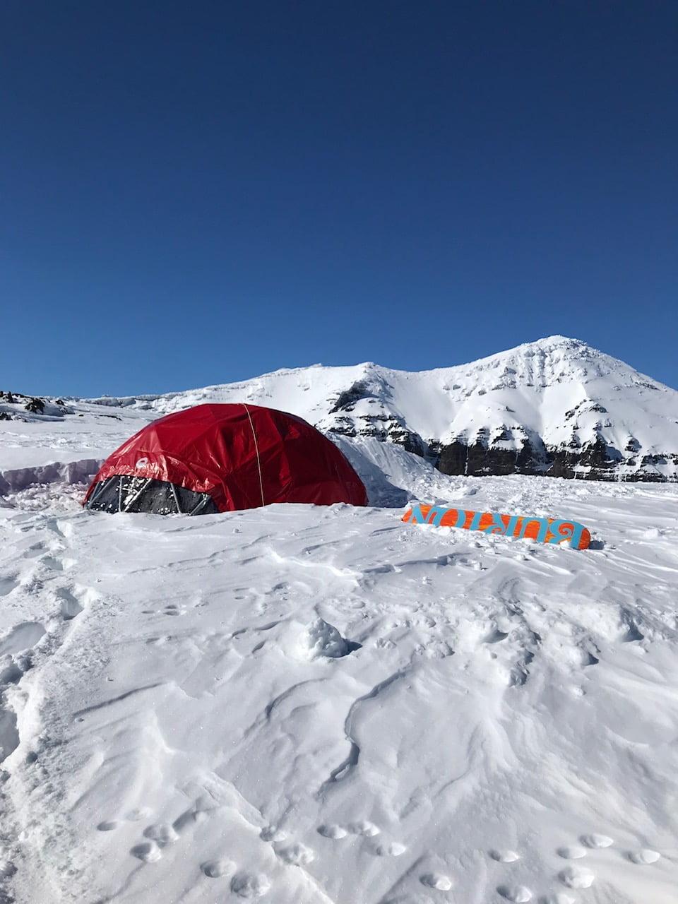 domo cerro chapelco