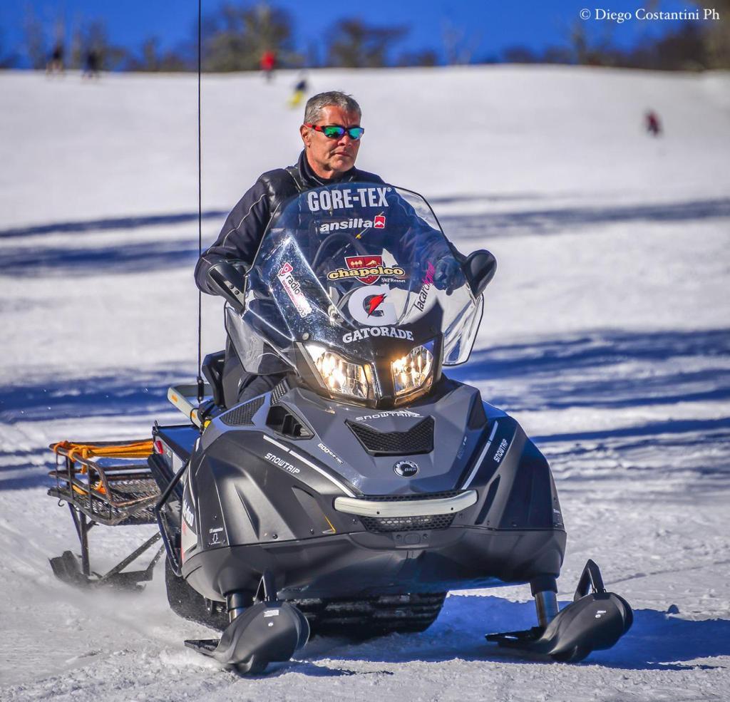 moto de nieve